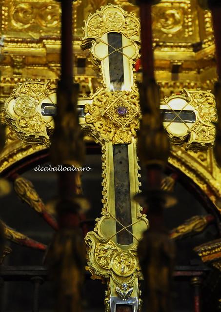 543  - Lignum Crucis – Monasterio Santo Toribio de Liébana (Cantabria) - Spain.