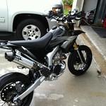 Fwd: my wr250r to x with warp 9 wheels