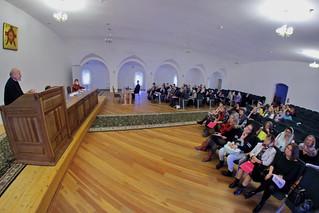 Конференция в Иверском монастыре 20