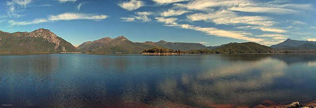Lake Burbury, Tasmania