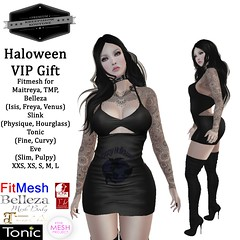 Kreepshow Ad Halloween VIP Gift
