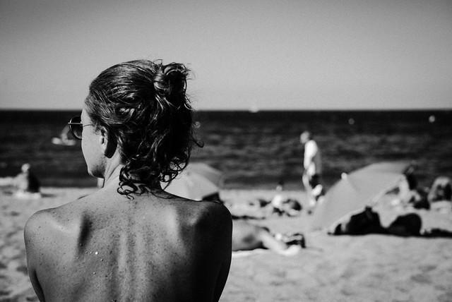 beautiful back - le racou - juillet 2016