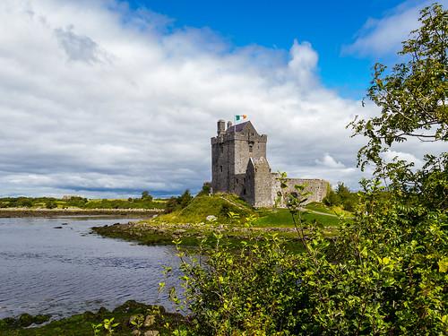 marcial bernabeu bernabéu irlanda ireland kinvara castle castillo dunguaire old antiguo tower torre marc