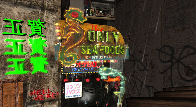 Best Seafood in Chinatown. Go here!