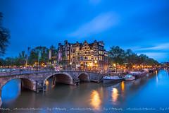 Chilling Amsterdam