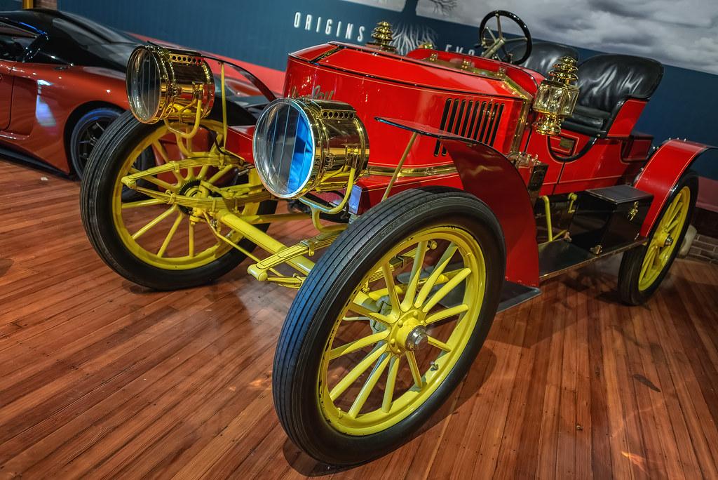 Larz Anderson Auto Museum (Brookline MA)   ***1908 Stanley ...