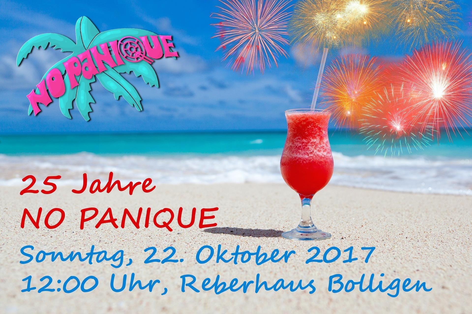 PaniqueEvent am 22. Oktober 2017 im Reberhaus Bolligen