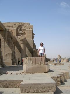 Sul Tempio - On the Temple