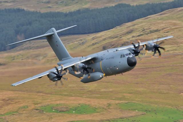 A400m Mach loop