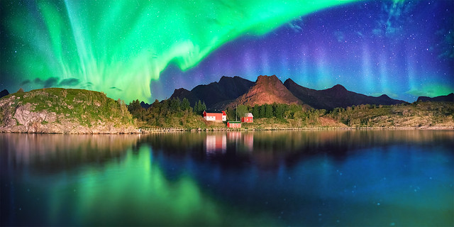 Northern Lights - Nature in its most beautiful way
