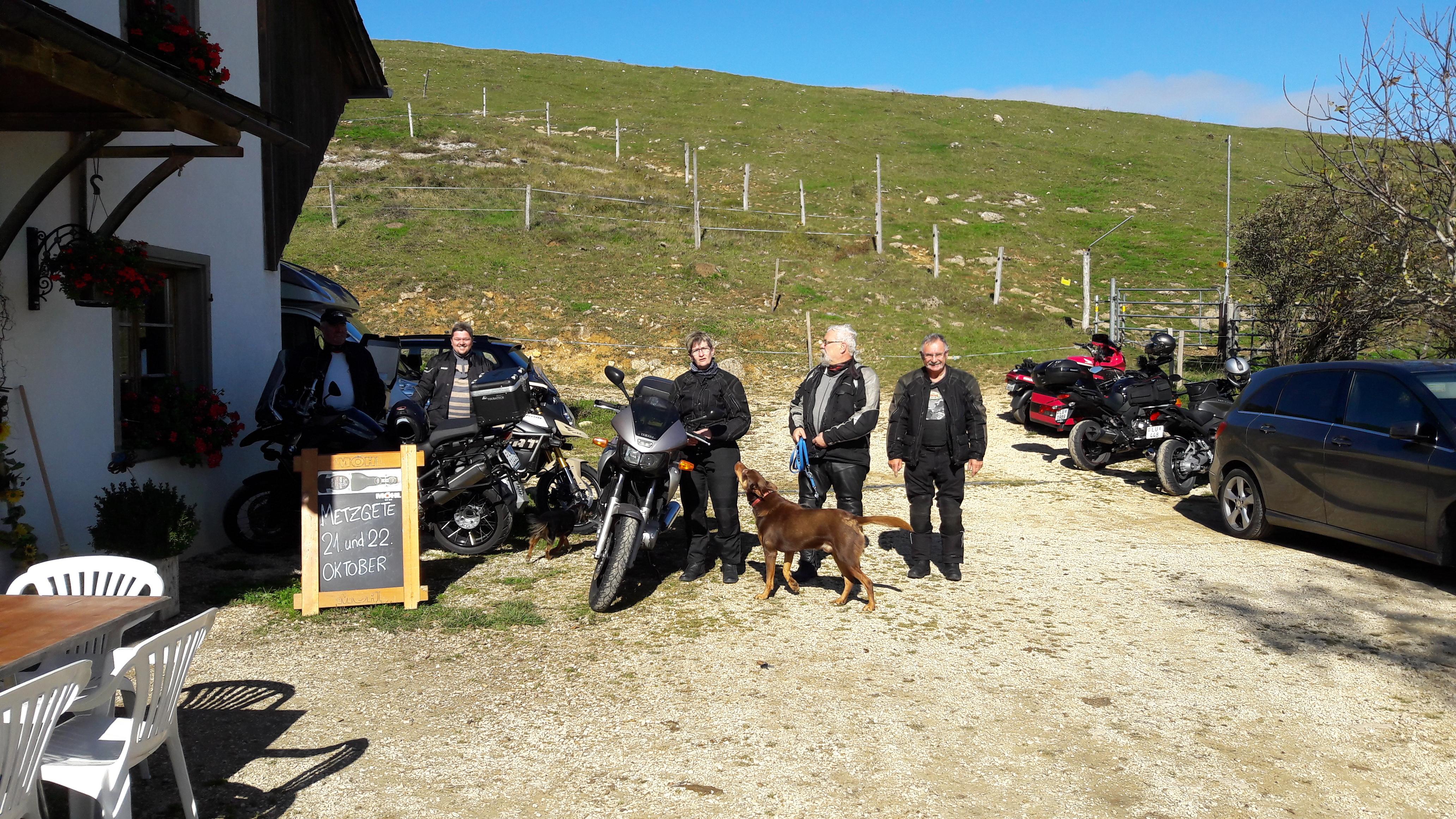 Tagesausfahrt Jura 2017