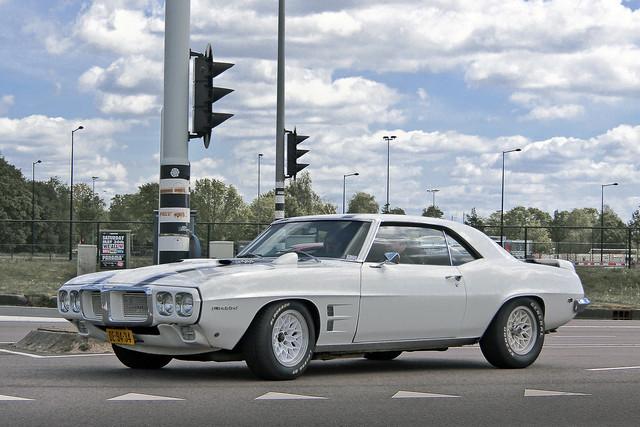 Pontiac Firebird Trans Am Hardtop Coupé 1969 (4614)