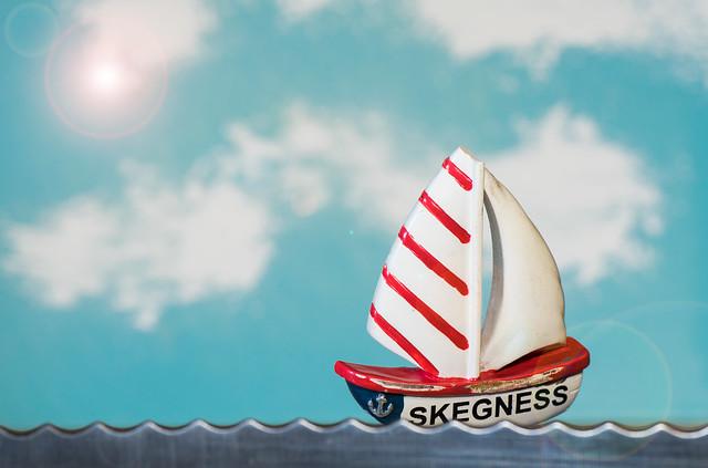 Skegness ahoy!