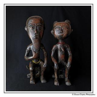 Couple Dogon | by bernard.delphin