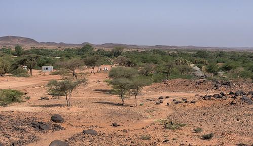 niger landscape desert