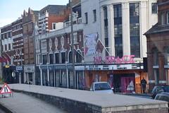 DSC_8519 London Bus Route #25 Stratford High Street Zap Space aka Stratford Rex RIP
