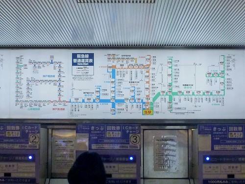 Hankyu Umeda Station   by Kzaral