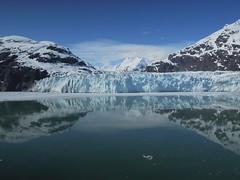 USA (Glacier Bay National Park, Alaska) Magnifient view of tidewater glaciers