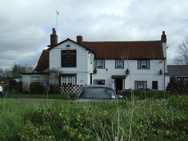 The Ferry Boat Inn, North Fambridge