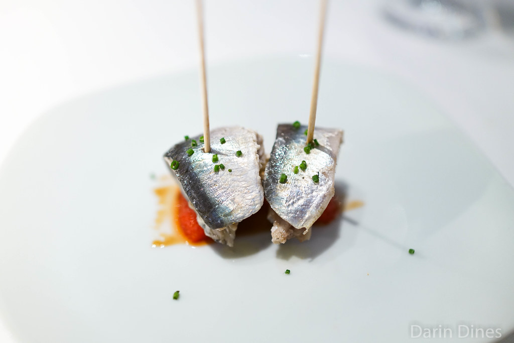 sardine @ arzak