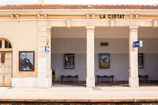 Gare de La Ciotat | by like / want / need