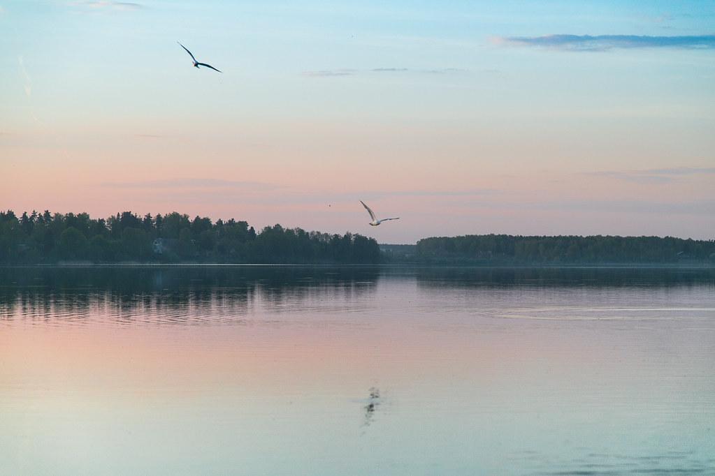 Biserovo lake