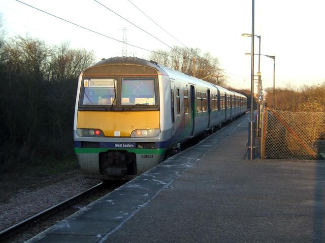 Battlesbridge Station
