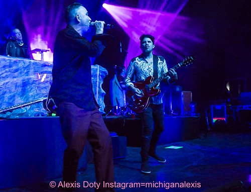 Thievery Corporation wsg City of the Sun @ Detroit Fillmore | by Alexis Simpson