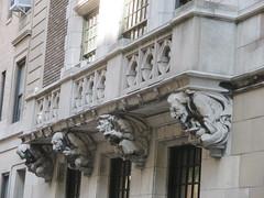 Pack of Gargoyles at Sidewalk Level 2884