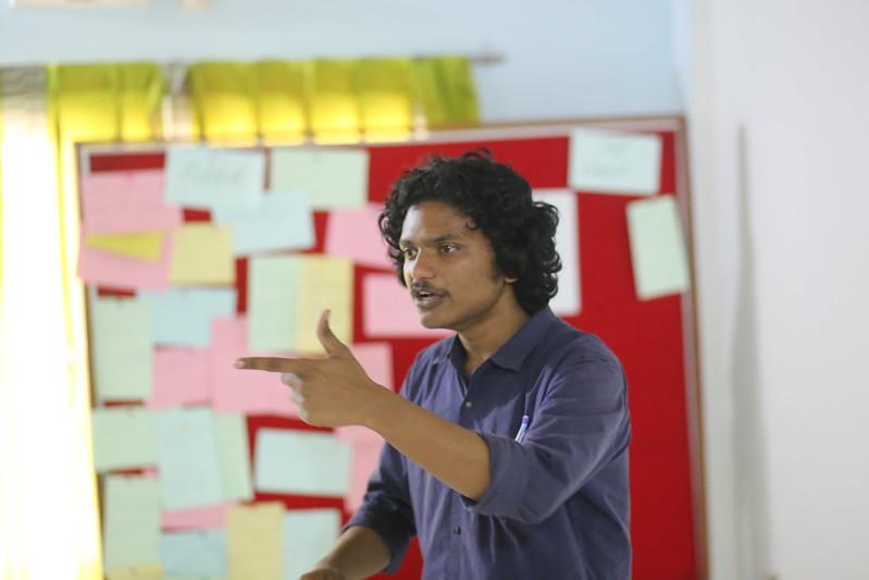 Film Making Workshop on Climate Change (2016)