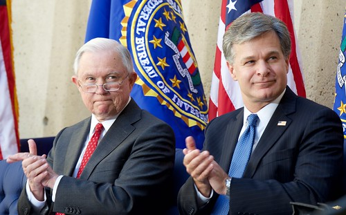 Director Wray Installation Ceremony | by Federal Bureau of Investigation (FBI)