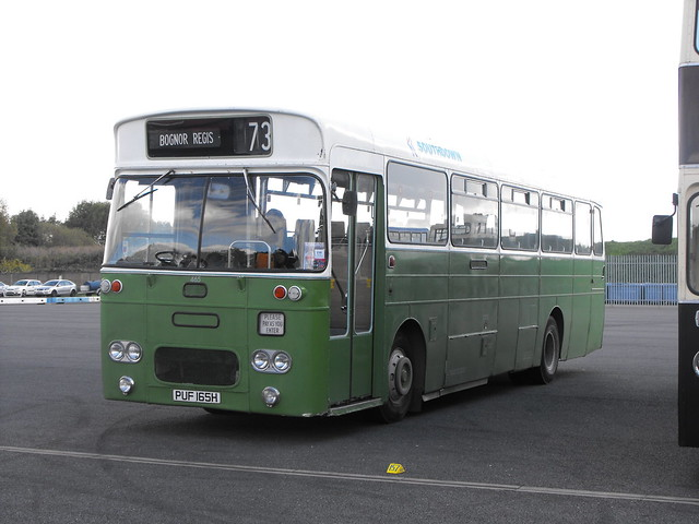465, PUF 165H, Leyland Leopard, Northern Counties Body (1)