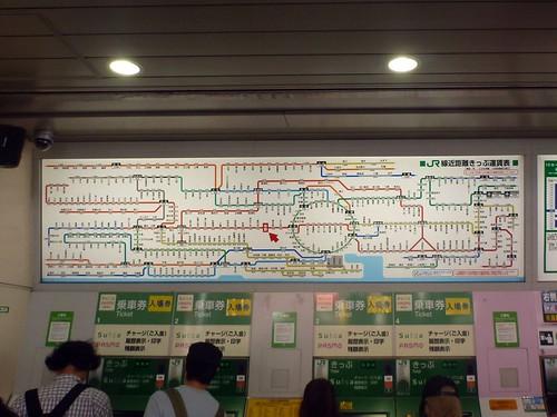 JR Nakano Station | by Kzaral