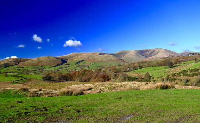 The Howgill Fells (In Explore)