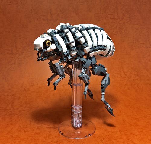 LEGO Mecha Flea-01
