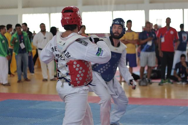 JUBs 2017 - Goiânia - Taekwondo