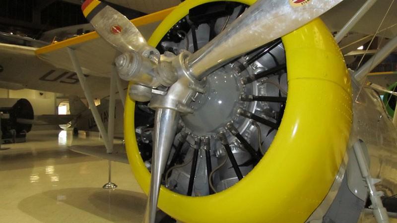 Grumman F3F-3 2