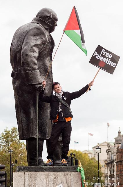 Justice for Palestine 4 Nov 2017