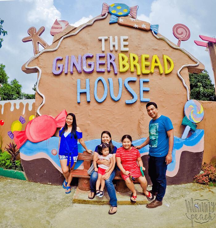 Ginger-bread-house