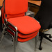 Stacking chair various