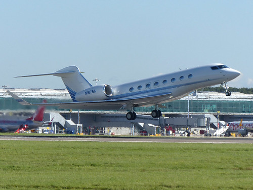 G650 N1875A | by gulfstreamchaser
