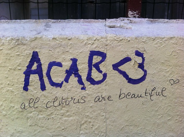 acab all clitoris are beautiful