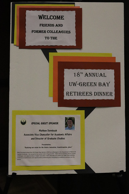 2017 Retirees Banquet
