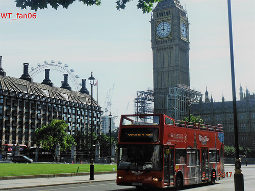 Tourist Bus London 3 | by WT_fan06