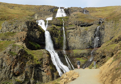 waterfall-northern-iceland | by quirkytravelguy