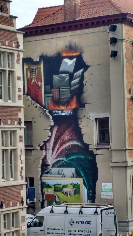 Street Art Gante