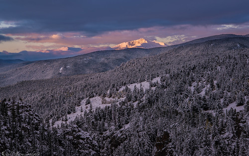 sunrise jamespeak parrypeak southernrockymountains colorado frontrange winter snow