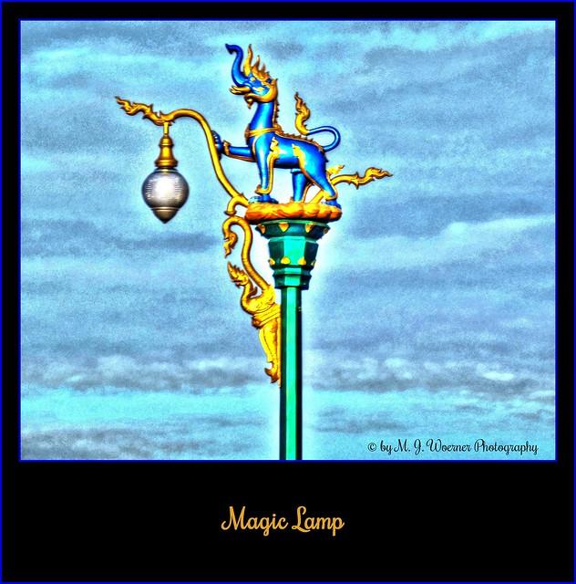 Magic Lamp 09/12