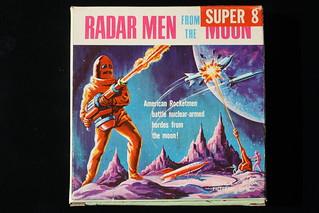 Radar Men From The Moon Super 8 Film