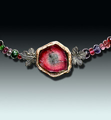 "Tourmaline ""In Great Spirits"" Bracelet"